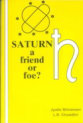 Saturn A Friend Of Foe