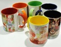 Colour Inside Sublimation Mug
