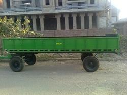 Four Wheel tractor Trolly All size availability