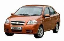 Chevrolet Aveo Car