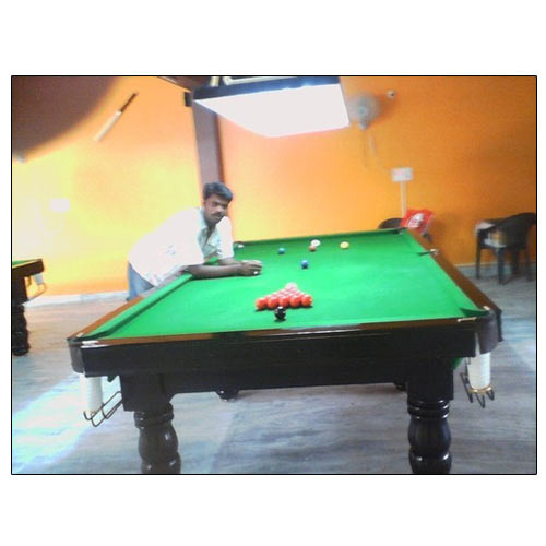 Standard Billiard Table At Rs Unit Billiard Table ID - How big is a standard pool table
