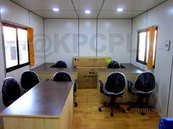 ACP Site Office Cabin