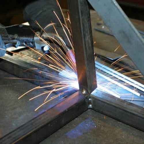Fabrication Work Ms Fabrication Work Manufacturer From