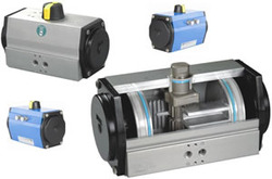 Rotex 180 Degree Rotary Actuator
