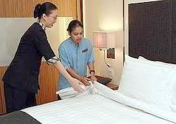 House Keeping Attendant