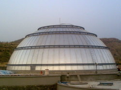 Polycarbonate Dome