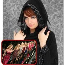 Abaya for Fashion Industry