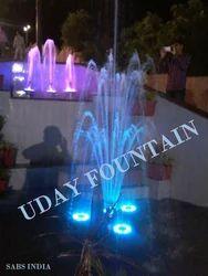 Static Fountain