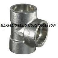 Steel Tee Fittings