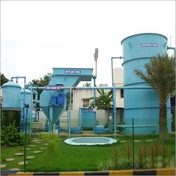 Water Tertiary Treatment Plant