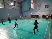 Badminton Facility