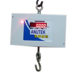 SSS Enterprises Stainless Steel Hanging Weighing Scale for Business