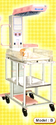 Radiant Heat Warmer With Infant Care Trolley