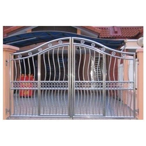 Stainless Steel Gate Designs View Specifications