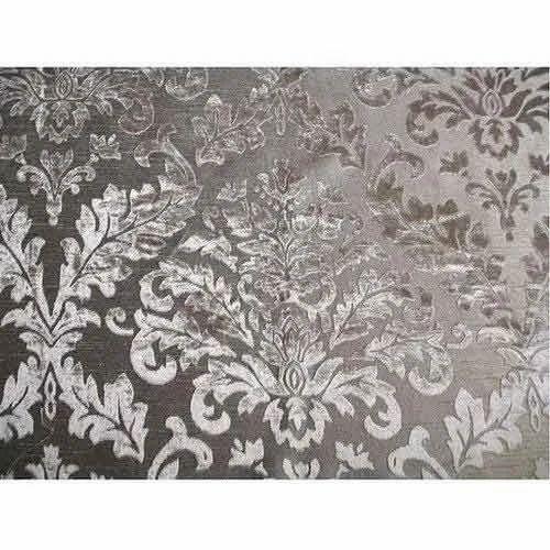 Plain 100% Cotton Upholstery Velvet Fabrics, GSM: 200-250, For Cushion