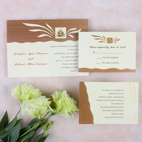 Buddhist Wedding Cards Buddhist Wedding Card Manufacturer From Mumbai
