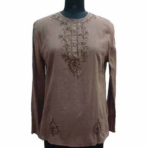 Teej India Textiles, Jaipur - Manufacturer of Ladies Tops and Ladies