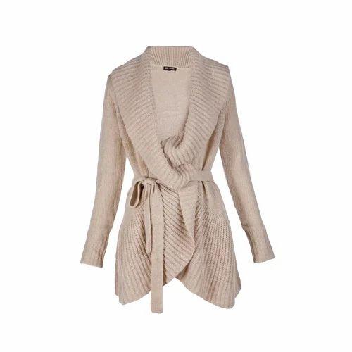 61869f2bd Ladies Woolen Wear - Ladies Woolen Top Exporter from Tiruppur
