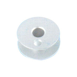 Table Top Aluminum Plain Sewer Bobbin, Packaging Type: Normal
