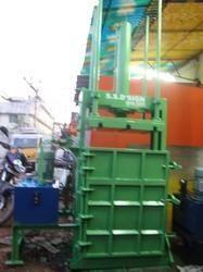 Hydraulic Card Board Paper Baling Machine