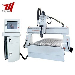 Fully Automatic Mould CNC Wood Carving Machine