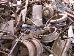 Heavy Metal Waste Scraps