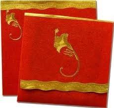 Indian Wedding Invitation Cards Printing Service