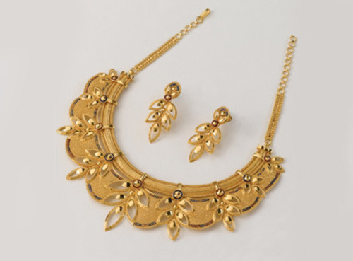 Wedding Jewellery Collection Necklace Set Service Provider From Kolkata