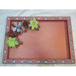 Designer Tray For Marriage