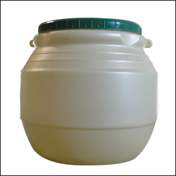 Ghee Filling HDPE Jar Bottle Milan Packaging Manufacturer in