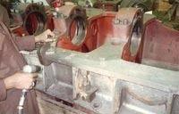Crack Repair Turbine Casing