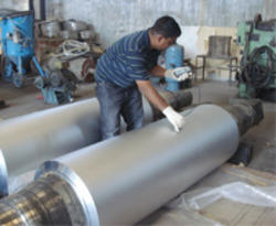 Hard Chrome Plating Process in Ahmedabad, Laxmi Estate by