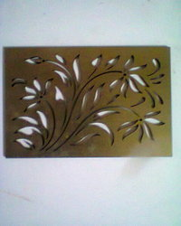 Wooden Acrylic Cutting Service