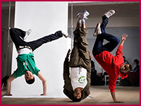 B-Boying Teaching Services