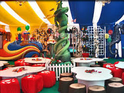 Birthday Parties Events Service