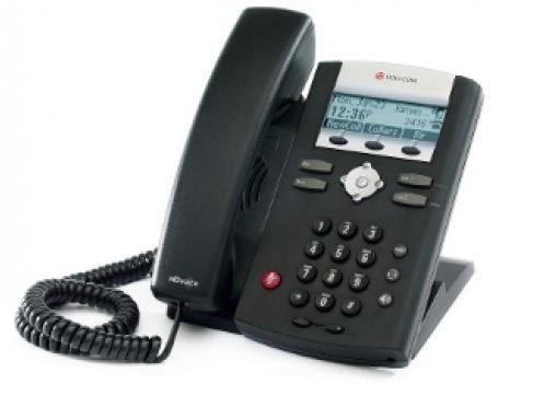 Corded IP Phones - Polycom IP 550 PoE Wholesaler from Sri