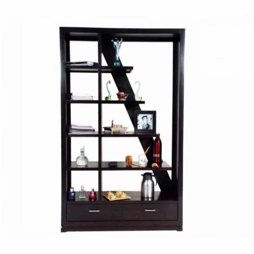Modern Style Wooden Bookcases Furniture Racks Shelves