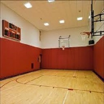 Indoor Basketball Court Flooring at Rs 320 /square feet | Chennai ...