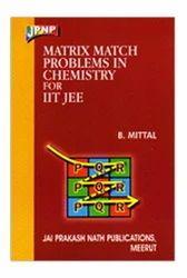 Matrix Match Problems Chemistry