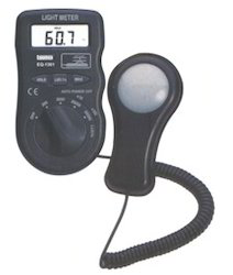 Low Cost Light Meter