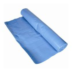 Blue Color Polythene Sheet