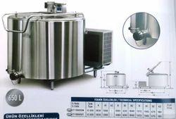 Milk Cooling Tank 500L