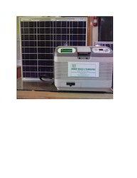 Solar Powered Bottle Cooler Cum Freezer System