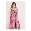 Stylish Satin Dress