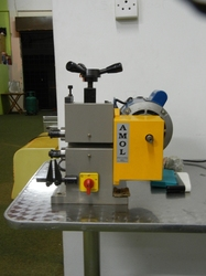 Bangle Ring Grooving Profiling Machine