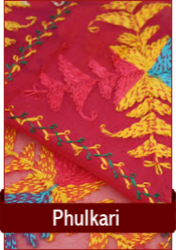 Phulkari Suits