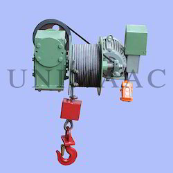 Gear Box Construction Winch