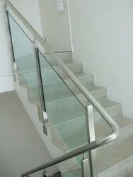 Glass Fitting Railing