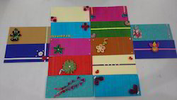 Peace Paper Quilling Envelopes, For Occasion, Rectangular