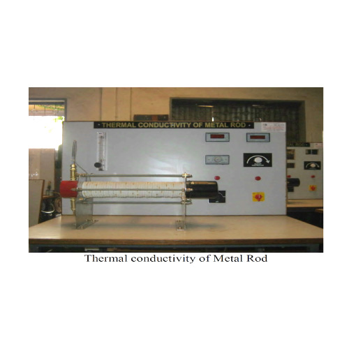 Ind Lab Make Light Green Thermal Conductivity Of Metal Rod Copper Model Name Number Ht 2 Id 4565308397
